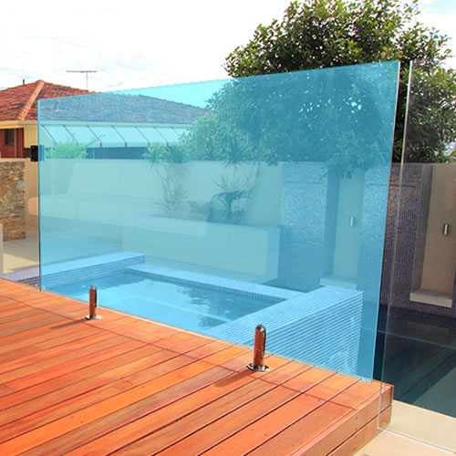 Frameless Glass Pool Fencing Budget Glass Pool Fencing Perth